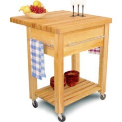 Catskill Craftsmen Baby Grand Kitchen Island Without Wine Rack