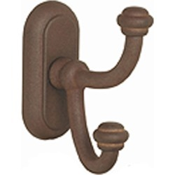 Alno Aspen Series 3-1/2 inch Robe Hook in Iron found on Bargain Bro India from Kitchen Source for $77.50