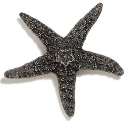 Modern Objects pewter Knob, Starfish (Large), 4+ inch diameter