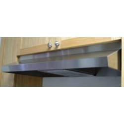 Imperial Classic Economy 36 inch Under Cabinet Mount Rangehood, 190 CFM, Stainless Steel found on Bargain Bro India from Kitchen Source for $149.73