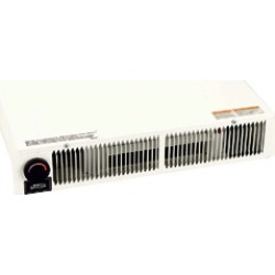 Broan Kickspace Heater with Built-in Thermostat, 19 1/4 W x 12 D x 3 5/8 H