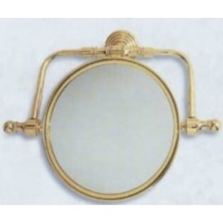 Allied Brass Retro-Wave 8 Swivel Mirror, 3x Magnification, Premium, Matte Black found on Bargain Bro Philippines from Kitchen Source for $162.99