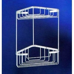 Empire Tahiti B67 Satin Nickel 2-Tier Rack found on Bargain Bro Philippines from Kitchen Source for $117.18