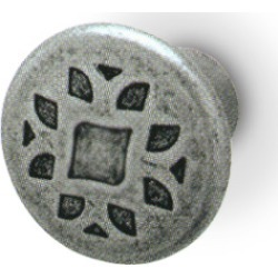 H?fele Modern Zinc Knob, 35 mm W, 29 mm H, Pewter found on Bargain Bro India from Kitchen Source for $5.77