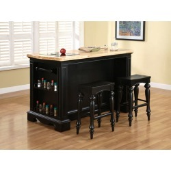 Powell - Pennfield Kitchen Island