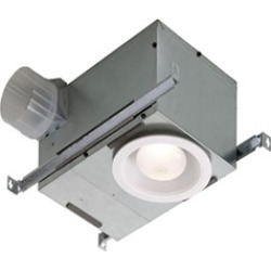 Broan 70 CFM Recessed Fan w/ Fluorescent Light found on Bargain Bro Philippines from Kitchen Source for $207.06