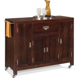 Home Styles City Chic Large Kitchen Cart