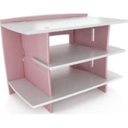 Legare - Kids Gaming Stand, Strawberry & Cream