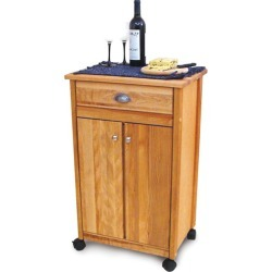 Catskill Craftsmen Cuisine Kitchen Cart