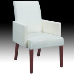 Danbury Imports Arm Chair with Kiri Cover found on Bargain Bro India from Kitchen Source for $439.13
