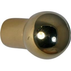 Allied Brass 3/4 inch Cabinet Knob, Standard Finish, Polished Chrome