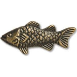 Buck Snort Hardware Bass, Oil Rubbed Bronze