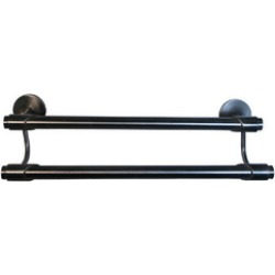 Allied Brass - 36 Tribecca Double Towel Bar, standard found on Bargain Bro India from Kitchen Source for $149.99