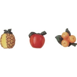 JVJ Hardware Decorative Resin Knobs With Tomato Design found on Bargain Bro Philippines from Kitchen Source for $4.38