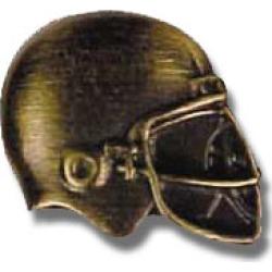 Buck Snort 1-1/16 x 1 football helmet shaped cabient pull