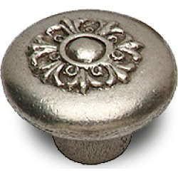 Premier Hardware PHDK-3, Knob, Victorian Collection, 6 finishes, 1-+ inch diameter, 1-1/8 inch proj. found on Bargain Bro Philippines from Kitchen Source for $12.25