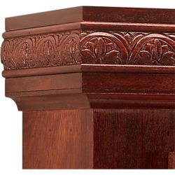 Canby Chicago Custom Double Medicine Cabinet, Oversized, American Walnut, Left Hinge, Concealed Hinge, Recessed found on Bargain Bro Philippines from Kitchen Source for $1921.29