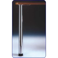 Peter Meier Zoom Counter Legs in Set of Four Brushed Steel Finish found on Bargain Bro Philippines from Kitchen Source for $260.10