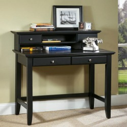 Home Styles Bedford Student Desk Desk/Hutch Combo found on Bargain Bro Philippines from Kitchen Source for $318.78