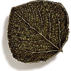 Modern Objects Aspen Knob With Leaf Design, 2 inch L