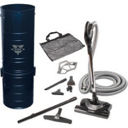 Air King - Central Vac Upgrade w/Quiet Electric Kit