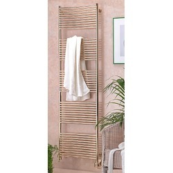 Wesaunard Satin Nickel Eutopia 51-Rail Towel Warmer 15-3/4 inchW x 69 inchH found on Bargain Bro from Kitchen Source for $2931.22