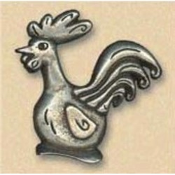Dalka Rooster Left Knob, Antique Pewter found on Bargain Bro India from Kitchen Source for $9.54