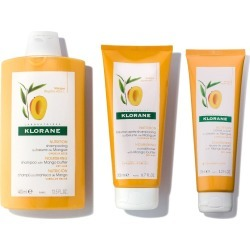 Klorane Dry Hair Solution Regimen