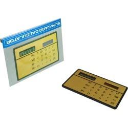 Slim Card Calculator