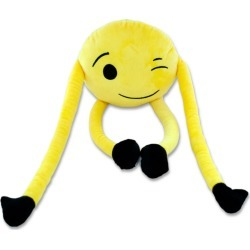Hanging Emoticon Plush Character