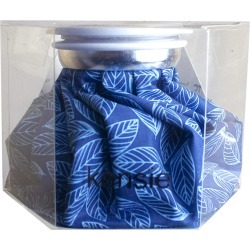 Kensie Blue Leaves Cold Therpay Ice Pack found on Bargain Bro India from koleimports.com for $2.50