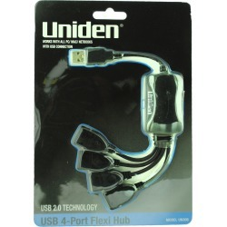 Uniden USB 4-Port found on Bargain Bro India from koleimports.com for $2.65