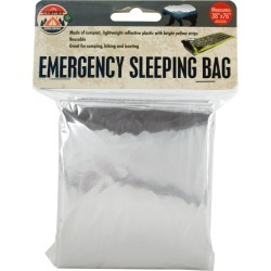 Emergency Sleeping Bag found on Bargain Bro India from koleimports.com for $3.10