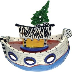 Safari Ark Ceramic Figurine