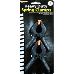 Industrial Spring Clamps