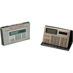 Dual Power Calculator with Big Numbers