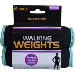 2 Pack 1 Pound Walking Weights