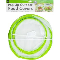 2 Pack Food Cover found on Bargain Bro India from koleimports.com for $2.70