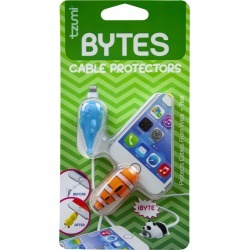 Cord BYTES 2 Pack Clownfish & Whale Cord Protectors found on Bargain Bro India from koleimports.com for $0.59