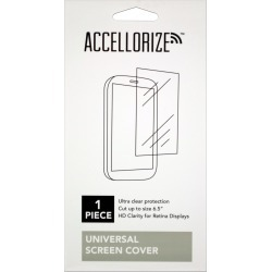 Accellorize Universal Phone Screen Cover