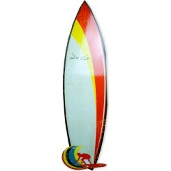 Roommates Surf's Up Wall Decal