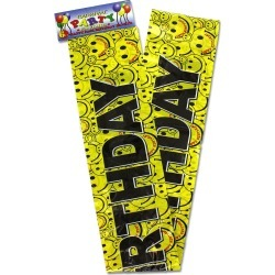 Happy Face Birthday Banner found on Bargain Bro Philippines from koleimports.com for $0.59