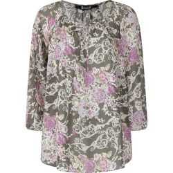 Lady V London Top - Oriental Floral found on Makeup Collection from Lady Vintage for GBP 13.08
