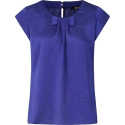 Lady V London Top - Crushed Blue found on Makeup Collection from Lady Vintage for GBP 13.08