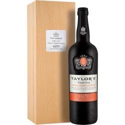 Taylor's Very Old Single Harvest Port 1970 found on Bargain Bro UK from Laithwaite's