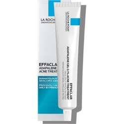 EFFACLAR ADAPALENE GEL 0.1% TOPICAL RETINOID ACNE TREATMENT found on MODAPINS from La Roche-Posay for USD $29.99