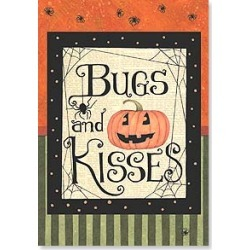 Halloween Card: .and Spooky Halloween Wishes!