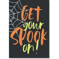 Halloween Card: Happy Halloween!