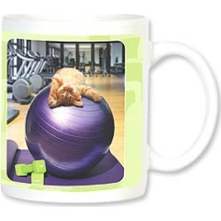 Ceramic Mug: Every day I do diddly-squats. found on Bargain Bro India from leanintree.com for $8.95