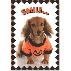 Halloween Card: .and have a Happy Halloween!